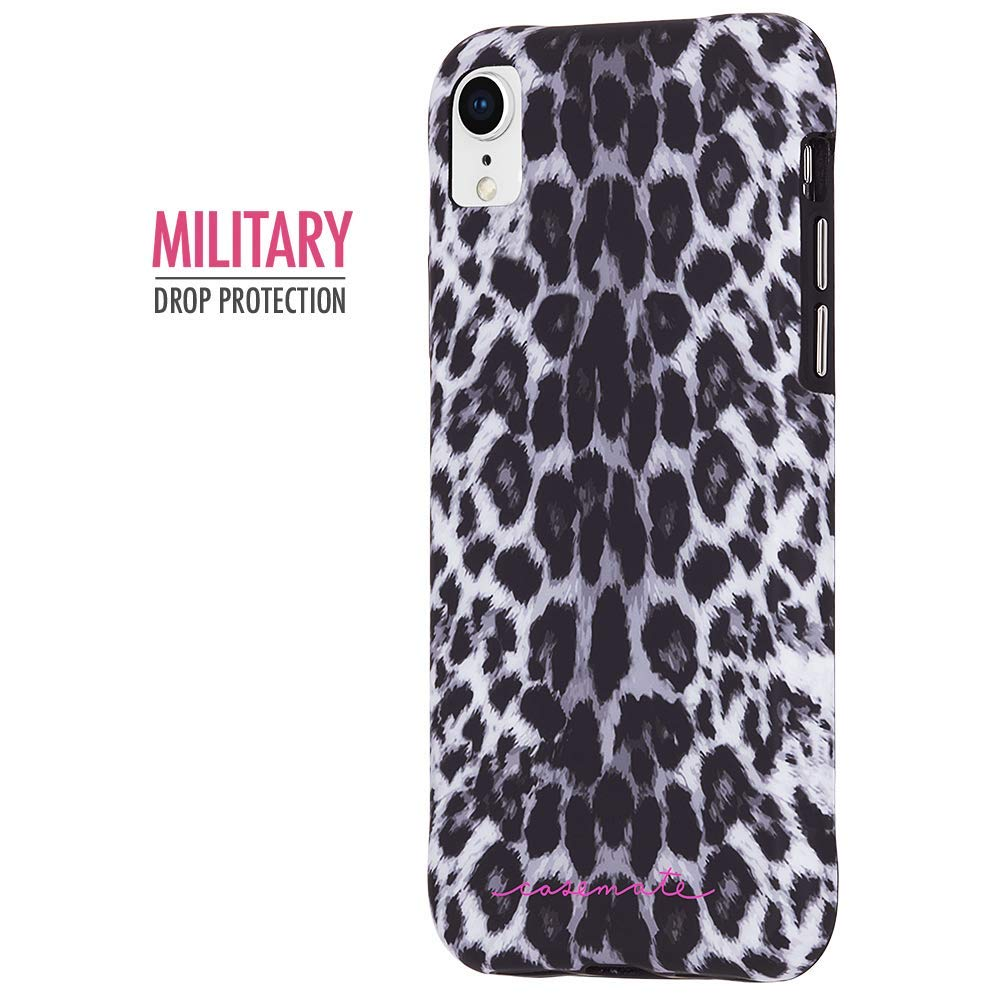 Shop Australia stock CASEMATE WALLPAPER STREET CASE FOR IPHONE XR - GREY LEOPARD with free shipping online. Shop Casemate collections with afterpay Australia Stock