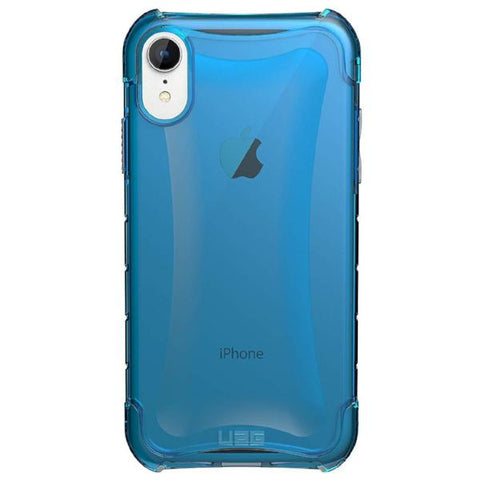 iphone xr case blue color from uag australia. buy at syntricate and get free express shipping.