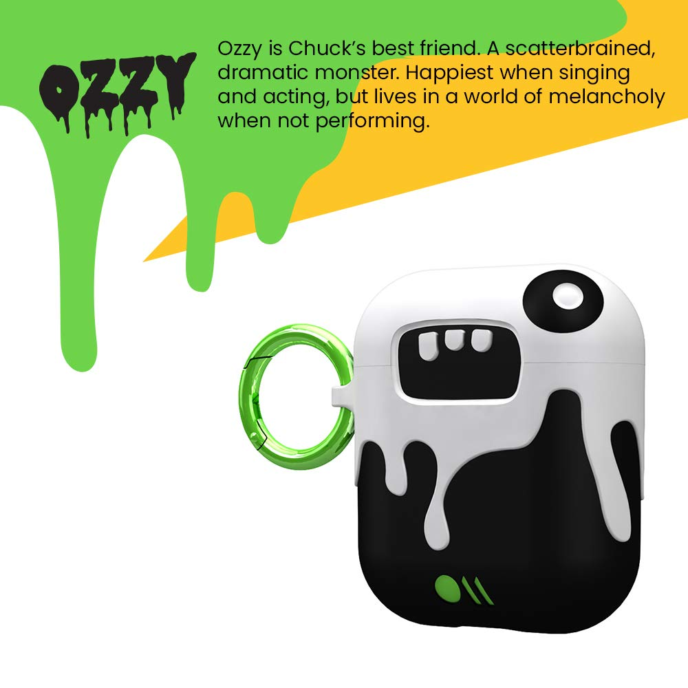 Shop Australia stock CASEMATE CreaturePod AirPods Silicone Case - Ozzy with free shipping online. Shop Casemate collections with afterpay Australia Stock