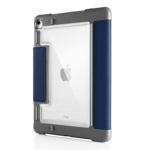 "Shop Australia stock STM Dux Plus Duo Folio Case For iPad Air (3rd/10.5"")/Pro 10.5 - Blue with free shipping online. Shop STM collections with afterpay"