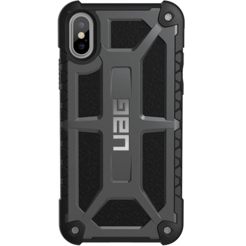Shop Australia stock UAG MONARCH HANDCRAFTED RUGGED MILITARY STD CASE FOR iPHONE XS/X - GRAPHITE with free shipping online. Shop UAG collections with afterpay