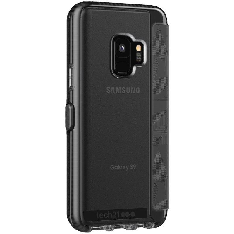 evo wallet card folio case for galaxy s9 black colour Australia Stock