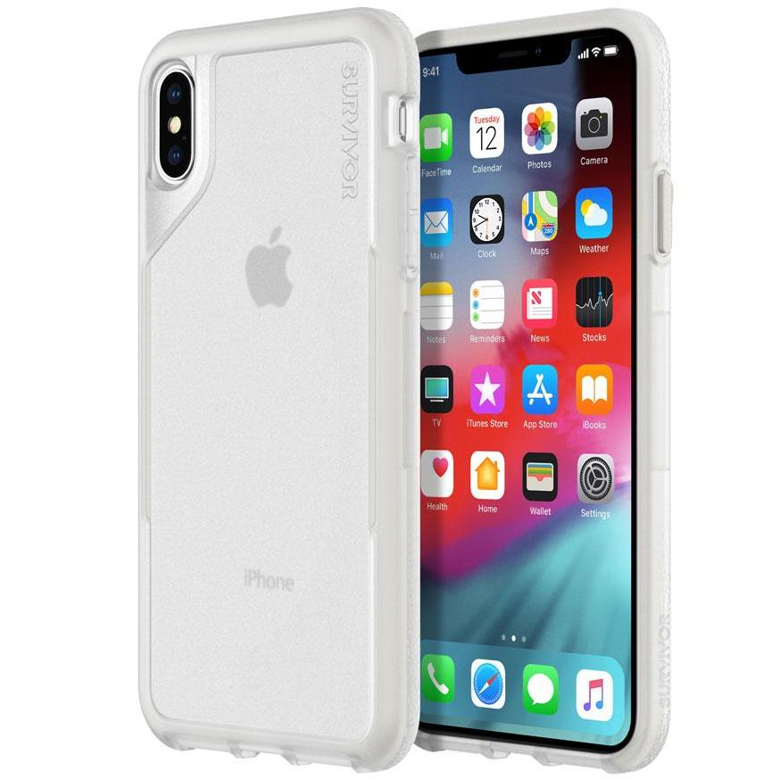 Shop Australia stock SURVIVOR ENDURANCE CASE FOR IPHONE XS MAX - CLEAR/GRAY From GRIFFIN with free shipping online. Shop GRIFFIN collections with afterpay. Australia Stock