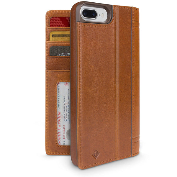 Shop Australia stock TWELVE SOUTH JOURNAL FULL-GRAIN LEATHER WALLET FOLIO SHELL CASE FOR iPHONE 8 PLUS/7 PLUS/ 6S PLUS - COGNAC with free shipping online. Shop Twelve South collections with afterpay
