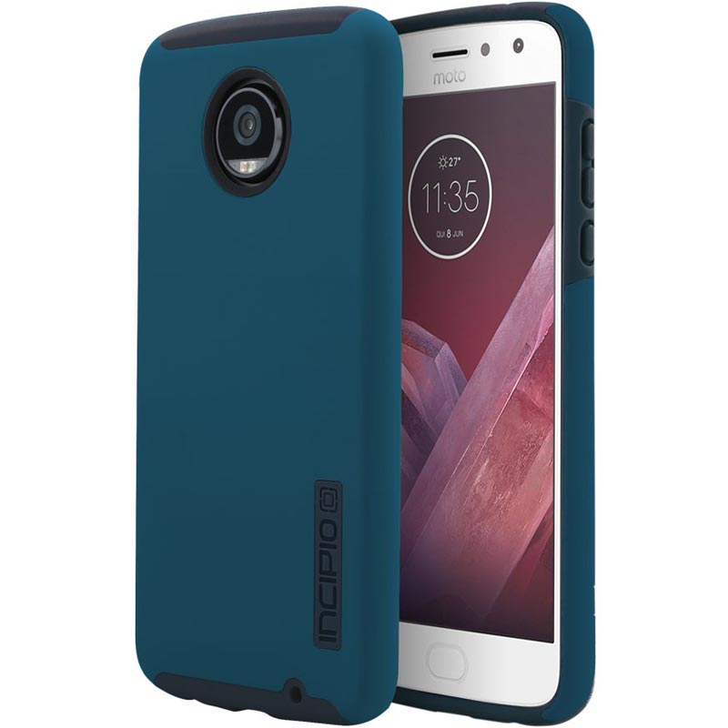 Buy Incipio Dualpro Dual-Layer Protective Case For Moto Z2 Play - Navy Australia Australia Stock