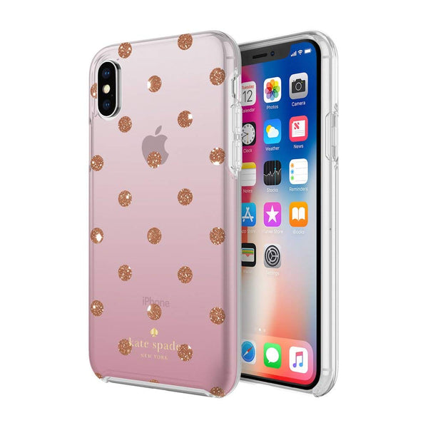Kate Spade New York Protective Hardshell Case For Iphone X