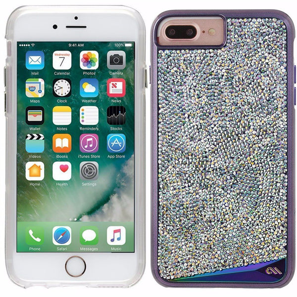 place to buy casemate brilliance tough genuine crystal case for iphone 8 plus/7 plus iridescent australia