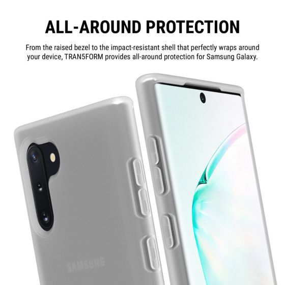 Shop Australia stock INCIPIO TRAN5FORM CASE FOR GALAXY NOTE 10 (6.3-INCH) - CLEAR with free shipping online. Shop Incipio collections with afterpay Australia Stock