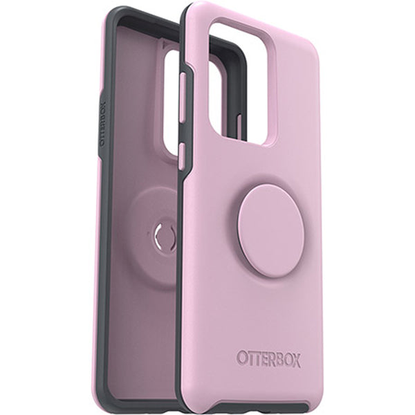 "Shop Australia stock OTTERBOX Otter + Pop Symmetry Case For Galaxy S20 Ultra 5G (6.9"") - Pink Case with free shipping online. Shop OtterBox collections with afterpay"