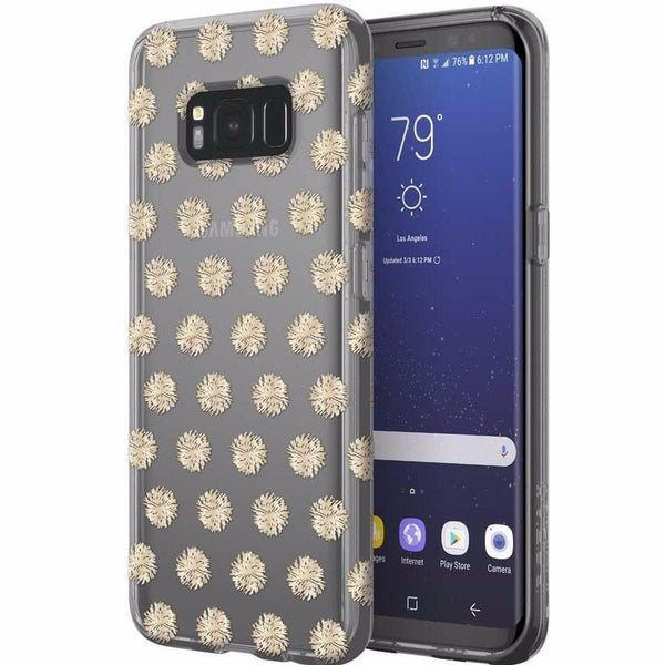 Trusted and official online store to shop and buy genuine and authentic Incipio Design Series Classic Case For Galaxy S8 - Pom Pom. Free express shipping Australia wide from Syntricate.