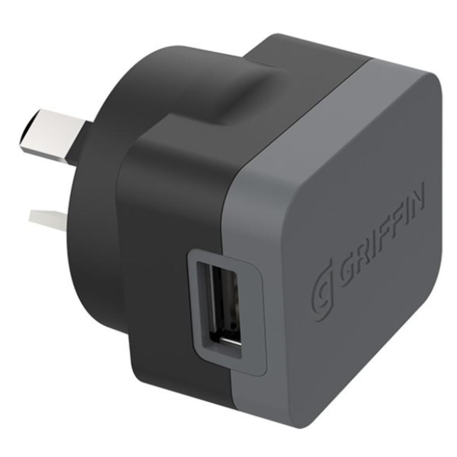buy online universal wall charger from griffin with free shipping australia wide. Australia Stock