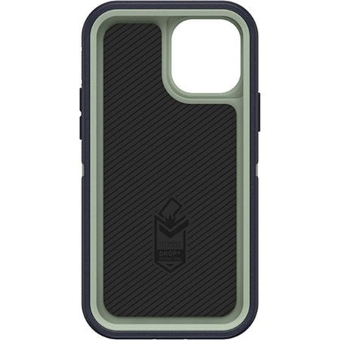 "Buy New iPhone 12 Mini (5.4"") Defender Series Screenless Rugged Case From OTTERBOX - Varsity Blues authentic accessories with afterpay & Free express shipping."
