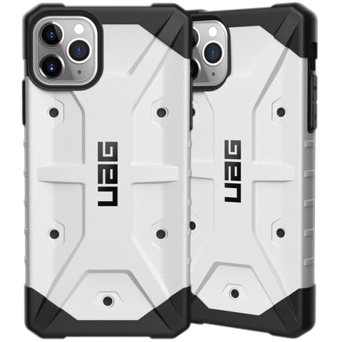 "Shop Australia stock UAG Pathfinder Rugged Case For iPhone 11 Pro Max (6.5"") - White with free shipping online. Shop UAG collections with afterpay"