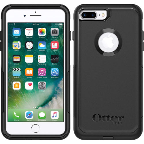 Trusted online store to get and buy Otterbox Commuter Slim Tough Case for iPhone 8 Plus/7 Plus - Black. Authorized distributor offer free express shipping Australia wide.