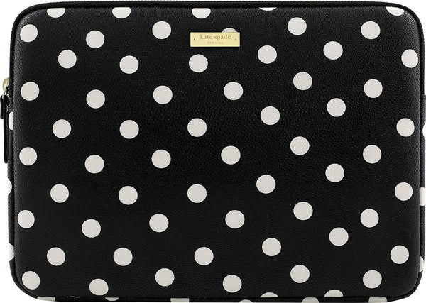 Shop Australia stock KATE SPADE NEW YORK PRINTED SLEEVE FOR SURFACE PRO 6/PRO 5/PRO 4 - DECO DOT BLACK/CREAM with free shipping online. Shop Kate Spade New York collections with afterpay