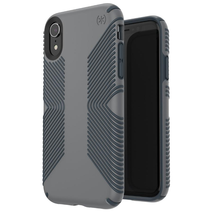 Speck Australia Presidio Grip Impactium Case Iphone Xr Grey