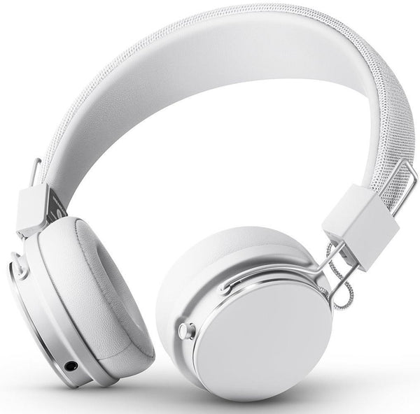 urbanears plattan 2 classic bluetooth on-ear headphones true white colour