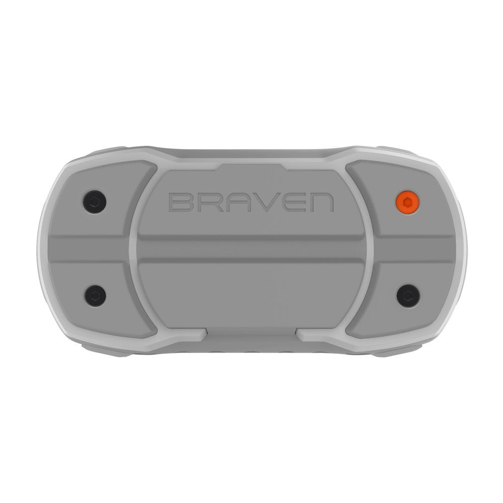 Grey Colour Braven Ready Pro Waterproof Bluetooth Outdoor Speaker Australia Stock