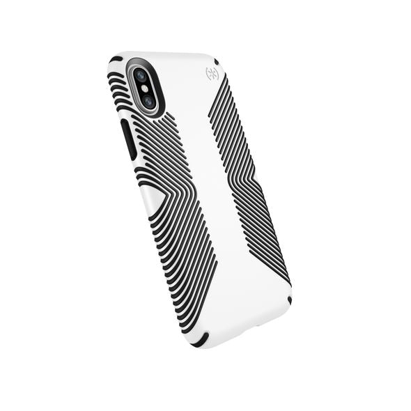 Shop Australia stock SPECK PRESIDIO GRIP IMPACTIUM CASE FOR iPHONE XS/X - WHITE/BLACK with free shipping online. Shop Speck collections with afterpay Australia Stock