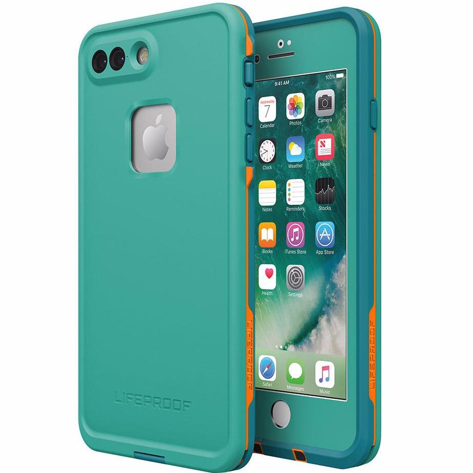 Where place to buy from the authorized distributor for authentic Lifeproof Fre Built-in Scratch Protector Waterproof Case for iPhone 7 Plus Teal. Free express shipping Australia wide only at trusted online store Syntricate. Australia Stock