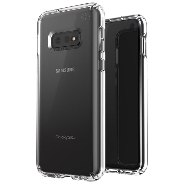 new clear case for new samsung galaxy s10e from speck australia