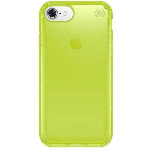 Shop Australia stock SPECK PRESIDIO CLEAR NEON IMPACTIUM CASE FOR iPHONE 8/7/6S - LIGHTNING YELLOW with free shipping online. Shop Speck collections with afterpay