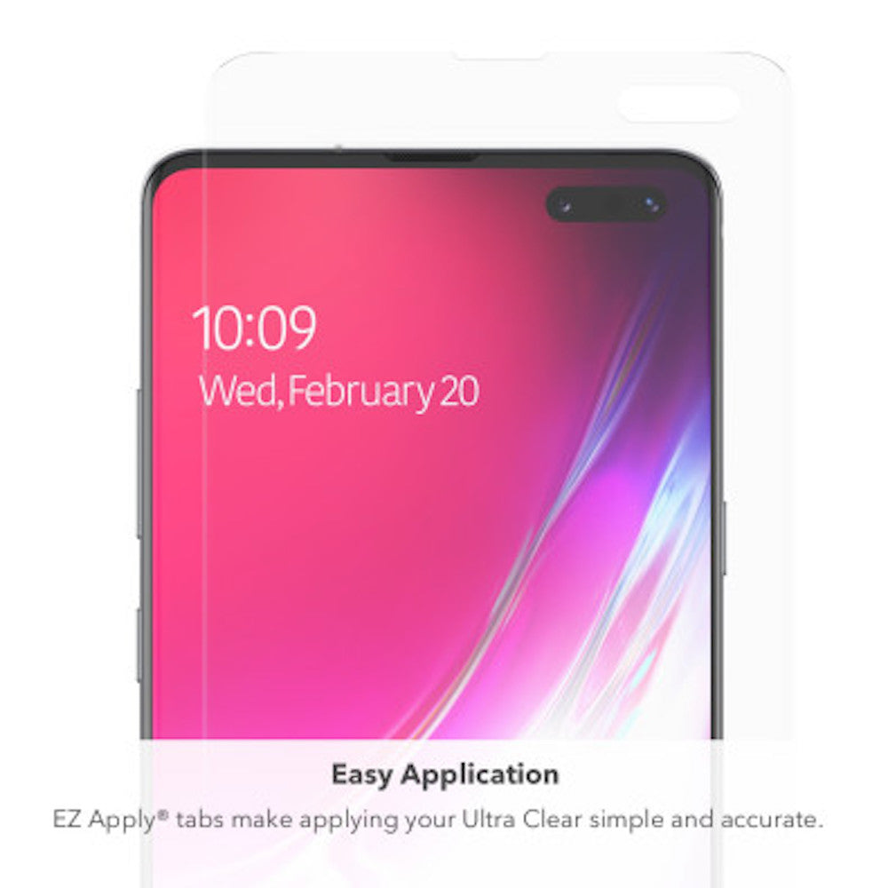 place to buy online screen protector for new samsung galaxy s10 5g with afterpay payment Australia Stock