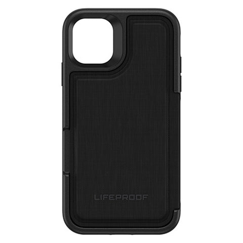 "Shop Australia stock LifeProof Flip Wallet Case  for Iphone 11 (6.1"") - Dark Night with free shipping online. Shop Lifeproof collections with afterpay"