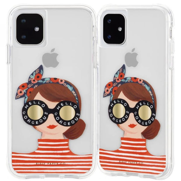 print case for iphone 11. women designer case. buy online with afterpay payment