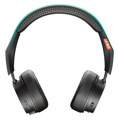 Shop Australia stock PLANTRONICS BACKBEAT FIT 500 WIRELESS ON-EAR SPORT HEADPHONES - TEAL with free shipping online. Shop Plantronics collections with afterpay