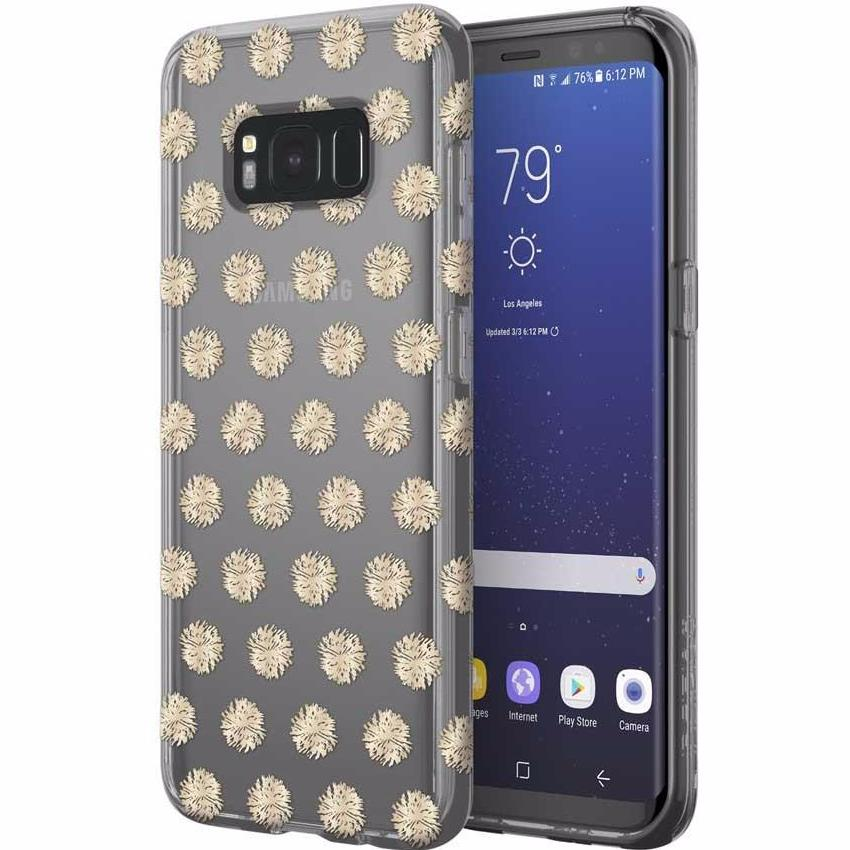 Where place to buy authentic and genuine Incipio Design Series Classic Case For Galaxy S8+ (6.2 Inch) - Pom Pom. Free express shipping Australia wide from authorized and official distributor Syntricate. Australia Stock