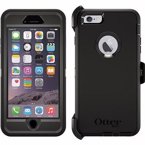 the one and only store to buy OtterBox Defender Series case for Apple iPhone 6S Plus/6 Plus- Black. Free shipping express australia wide.