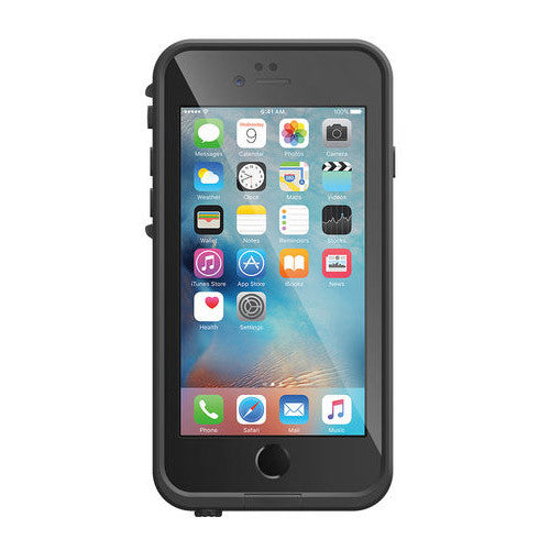 LifeProof Fre WaterProof case for iPhone 6S/6 - Black Australia Australia Stock