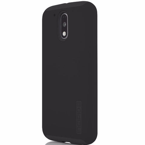 Place to get your Incipio DualPro Case for Moto G4/G4 Plus - Black/Black | Free Express Shipping Australia Wide on Syntricate.
