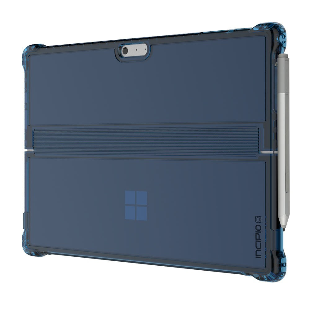 INCIPIO OCTANE PURE TRANSPARENT CO-MOLDED FOLIO CASE FOR SURFACE PRO (2017) /PRO 4 - COBALT Australia Stock