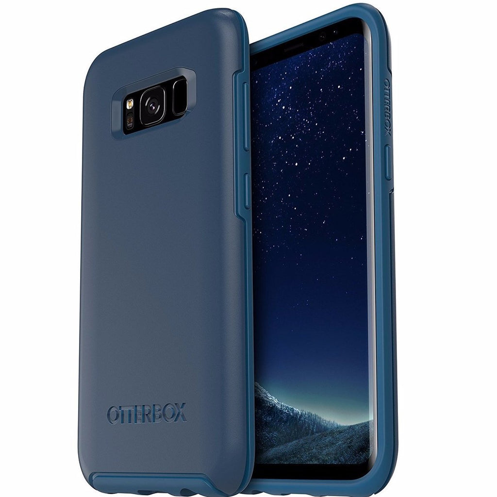 Get and buy your OTTERBOX SYMMETRY SLEEK SLIM CASE FOR GALAXY S8+ (6.2 inch) - BLUE from official store Syntricate. Free shipping australia wide. Australia Stock