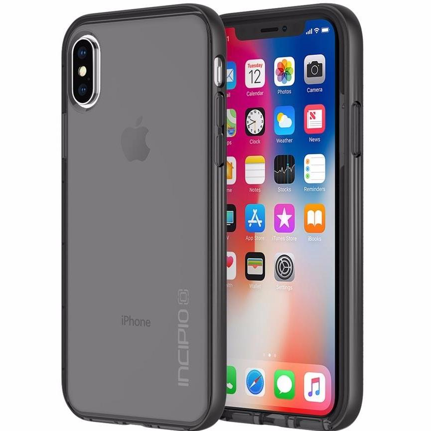 place to buy from authorized distributor and official store of Incipio Octane Lux Metallic Accented Bumpers Case For Iphone X - Gunmetal. Free express shipping Australia. Australia Stock