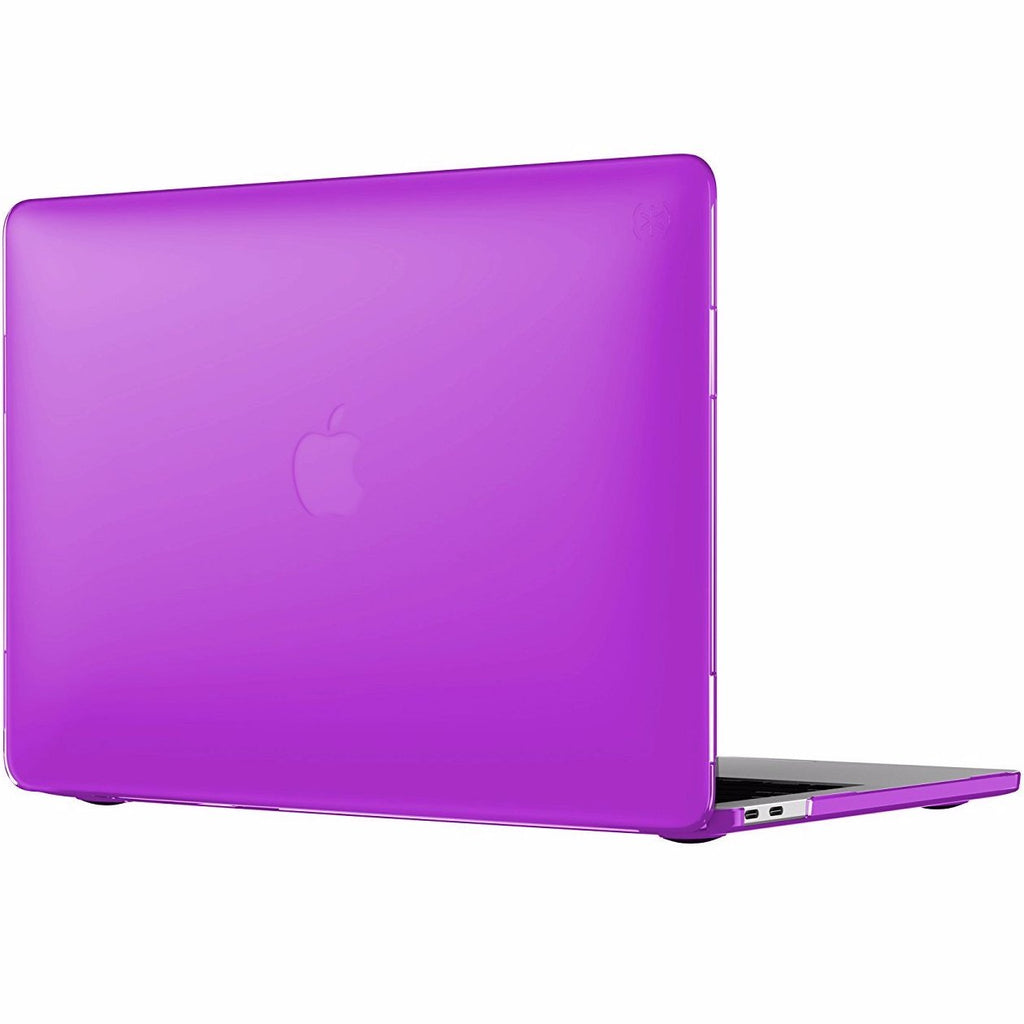 Sweet and cheerful color from Durable, slim protection from Speck Smartshell Hardshell Case For Macbook Pro 15 Inch W/Touch Bar Purple. Free express shipping Australia wide from Syntricate. Australia Stock