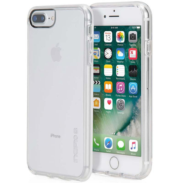 buy incipio octane pure translucent co-molded case for iphone 8 plus/7 plus clear australia