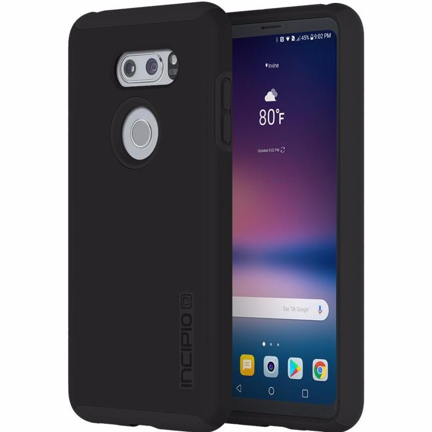 The one and only place to shop and buy genuine and authentic Incipio Dualpro Dual Layer Protective Case For Lg V30 Plus (+) - Black. Free express shipping Australia wide from official store Syntricate. Australia Stock
