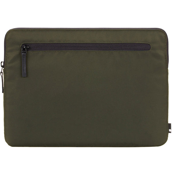buy genuine incase compact flight nylon sleeve formacbook pro 15 inch w/touch bar olive australia