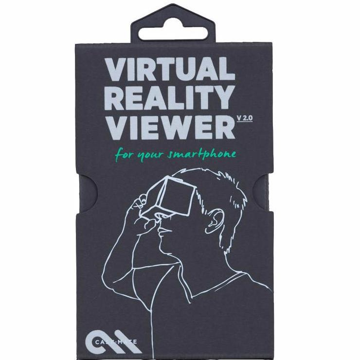 Shop Australia stock CaseMate Google Cardboard Virtual Reality Viewer V2.0 - Black with free shipping online. Shop Casemate collections with afterpay Australia Stock