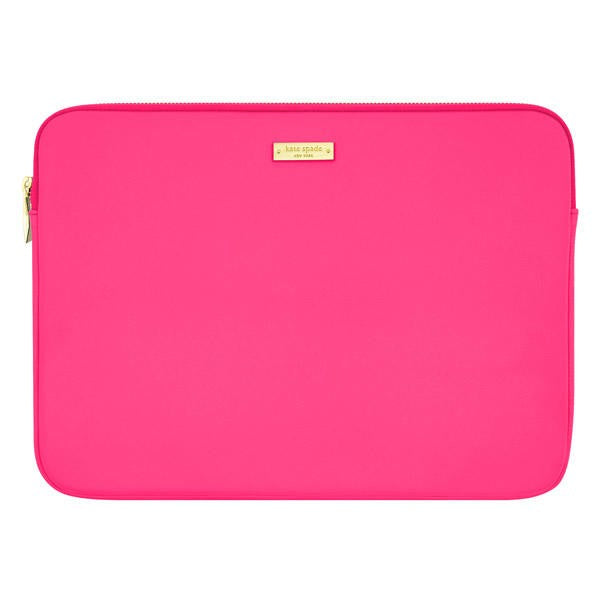 Buy new Kate Spade New York Saffiano Sleeve for Macbook 13 inch Pink Australia stock and Afterpay payment Online Australia Stock
