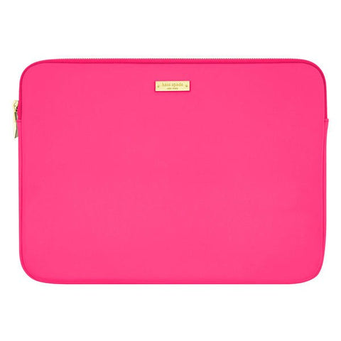 Buy new Kate Spade New York Saffiano Sleeve for Macbook 13 inch Pink Australia stock and Afterpay payment Online