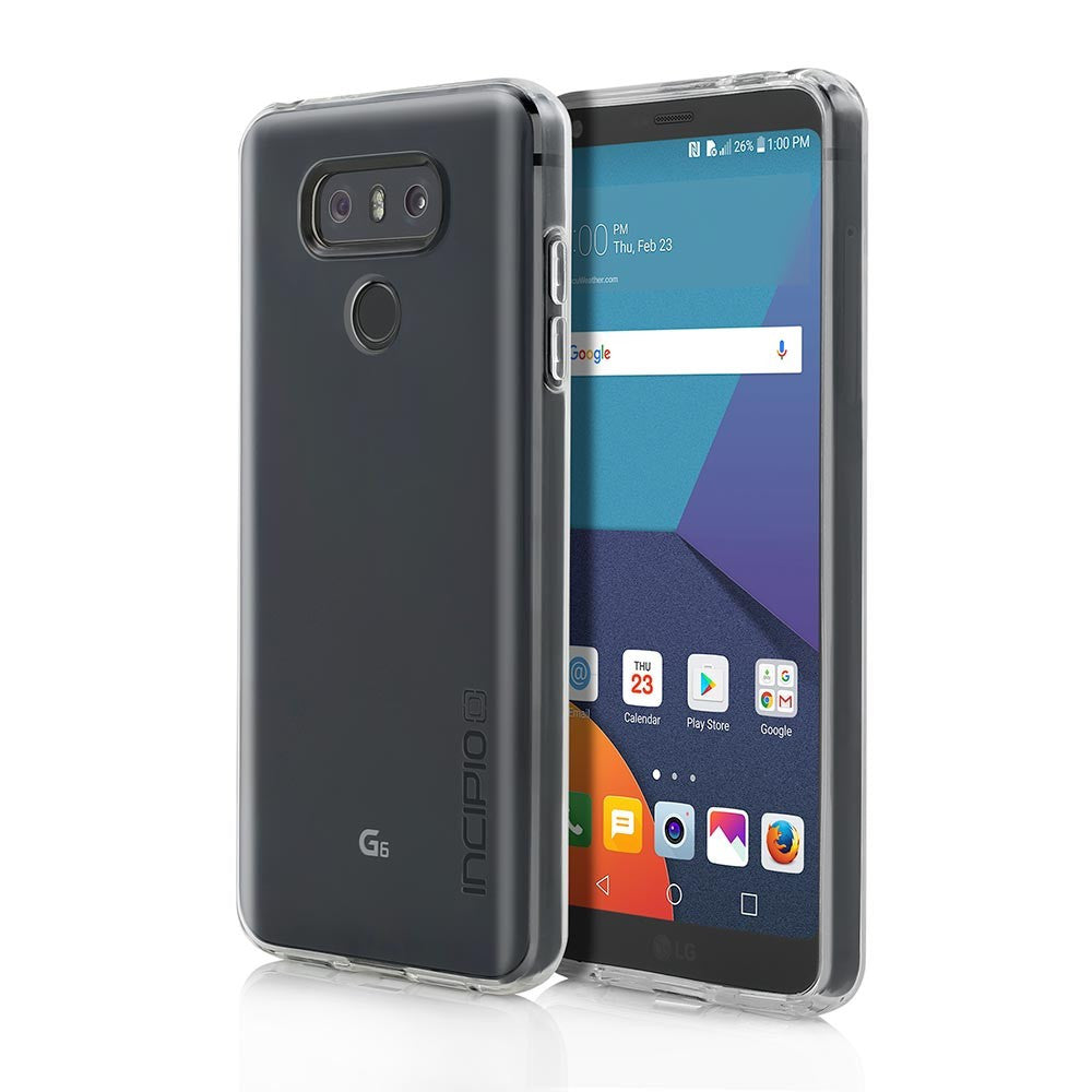 Shop Australia stock INCIPIO NGP PURE POLYMER CASE FOR LG G6 - CLEAR with free shipping online. Shop Incipio collections with afterpay Australia Stock