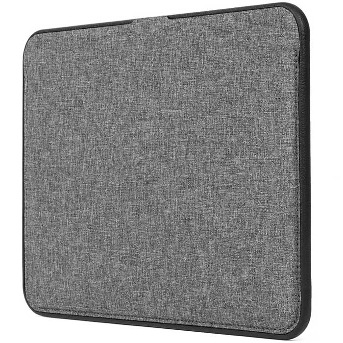 find the original and authentic incase icon sleeve with tensaerlite for 13-inch macbook air - heather gray austrlia Australia Stock