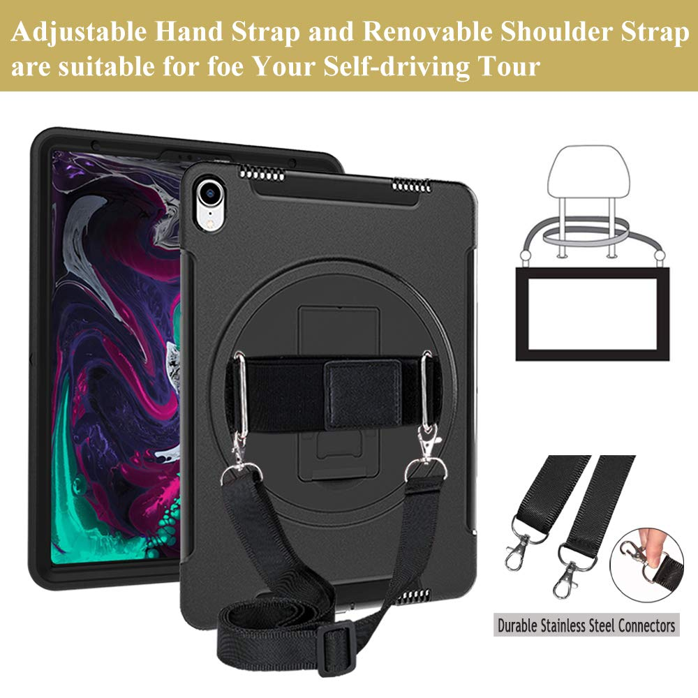 Shop Australia stock FLEXII GRAVITY 360 ARMOR CASE W/HAND STRAP FOR IPAD PRO 11 INCH - BLACK with free shipping online. Shop FlexiiGravity collections with afterpay Australia Stock