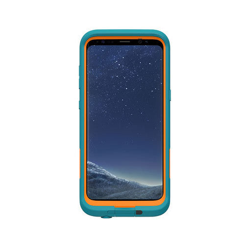 samsung galaxy s8 lifeproof fre green case in australia Australia Stock