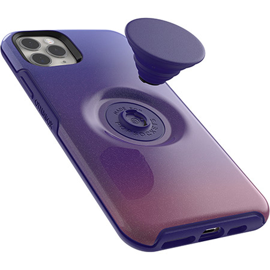 "Shop Australia stock OTTERBOX Otter + Pop Symmetry Case For iPhone 11 Pro Max (6.5"") - Violet Dusk with free shipping online. Shop OtterBox collections with afterpay Australia Stock"
