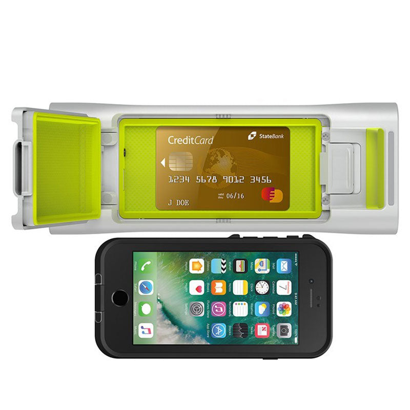 Lifeproof Aquaphonics AQ10 Portable Bluetooth Waterproof Speaker - Laguna Clay Australia Stock